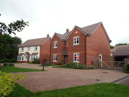 4 Bedrooms Detached House for sale in Radar Avenue, Malvern, Worcestershire