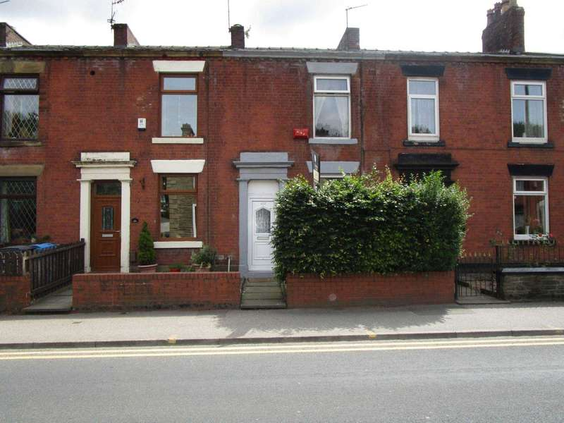 2 Bedrooms Terraced House for sale in Huddersfield Road, Waterhead