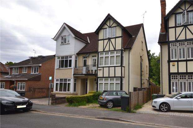 5 Bedrooms Semi Detached House for sale in Gordon Road, Camberley, Surrey