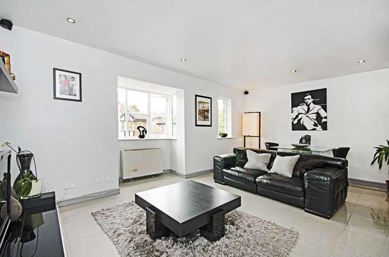 1 Bedroom Flat for sale in Lee Close, New Barnet, EN5