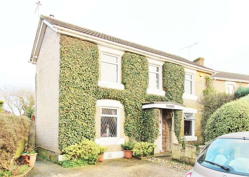 2 Bedrooms Detached House for sale in Ridley Road, Bournemouth, Dorset, BH9