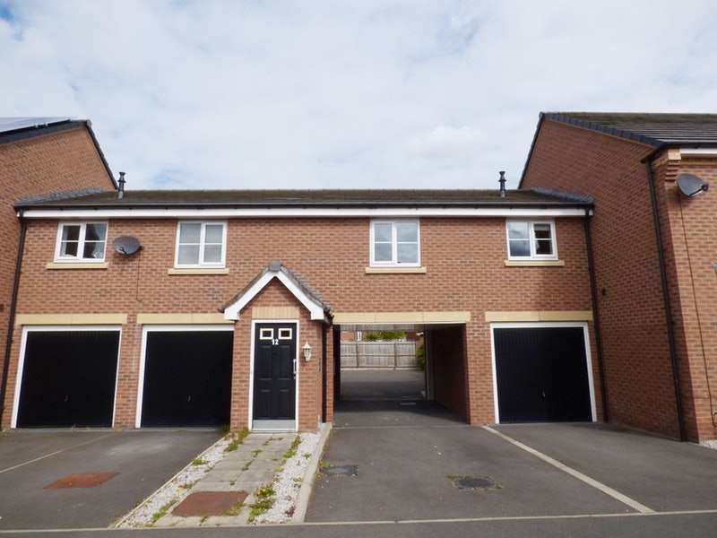 1 Bedroom Flat for sale in Nashville Drive, Warrington, Cheshire, WA5