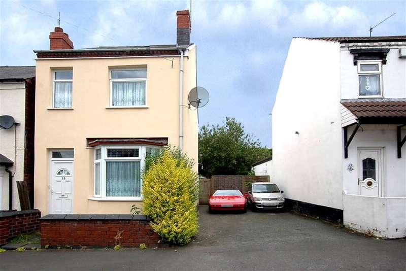 3 Bedrooms Detached House for sale in Alwen Street, Wordsley, DY8 5YP