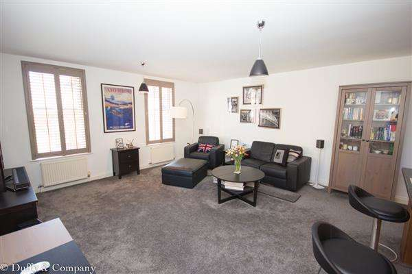 2 Bedrooms Apartment Flat for sale in Butchers Court, Southdowns Park, Haywards Heath