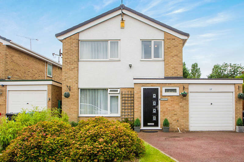 3 Bedrooms Detached House for sale in Cheviot Road, Long Eaton, Nottingham, NG10