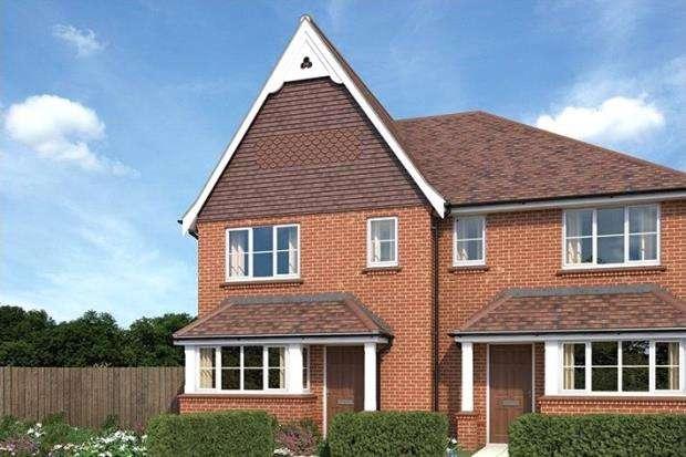 3 Bedrooms Semi Detached House for sale in Warren House Road, Wokingham, Berkshire