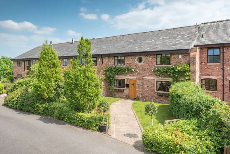 4 Bedrooms House for sale in 4 bedroom Barn Conversion Link Detached in Frodsham