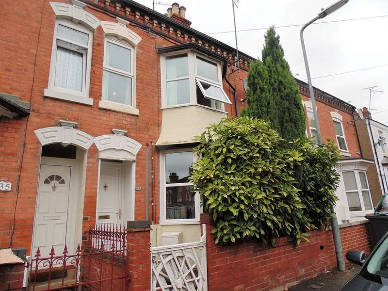 2 Bedrooms Terraced House for sale in Knox Road, Wellingborough