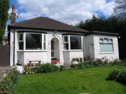 3 Bedrooms Bungalow for sale in Congleton Road North, Church Lawton, Cheshire