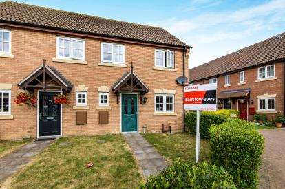 3 Bedrooms Semi Detached House for sale in Kings Manor, Coningsby, Lincoln, Lincolnshire