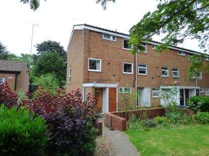 3 Bedrooms End Of Terrace House for sale in Albert Road, Kings Heath, Birmingham, West Midlands