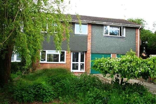 5 Bedrooms Semi Detached House for sale in Lyde Close, Oakley, Basingstoke