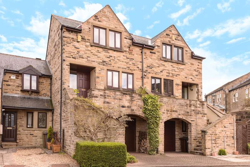 3 Bedrooms Terraced House for sale in Belgrave Mews, Rawdon, Leeds, LS19 6AQ