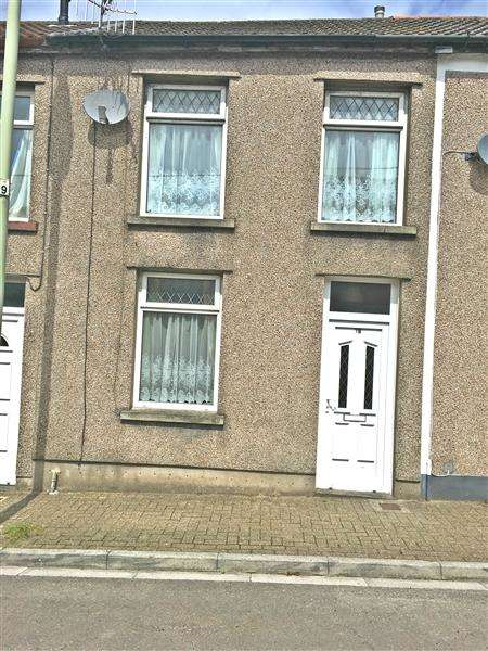 2 Bedrooms Terraced House for sale in Thurston Road, Trallwn, Pontypridd