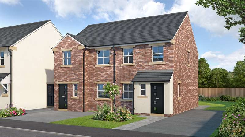 3 Bedrooms Semi Detached House for sale in Riverside Views, Briars Lane, Stainforth, Doncaster, DN7