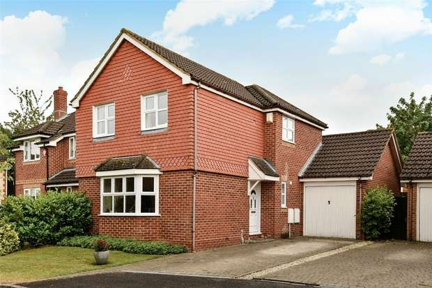 3 Bedrooms Detached House for sale in Munday Court, BINFIELD, Berkshire