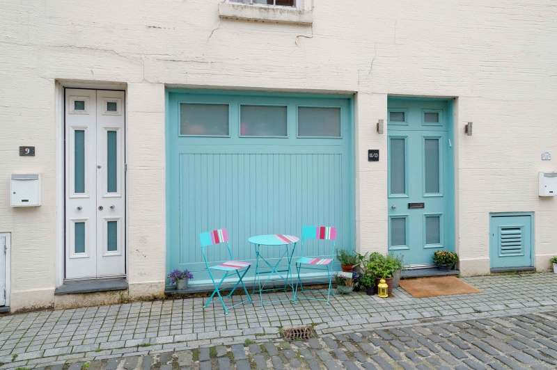 2 Bedrooms Mews House for sale in Park Terrace Lane, Glasgow, G3 6BQ