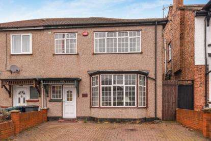 4 Bedrooms Semi Detached House for sale in Hale Lane, Mill Hill