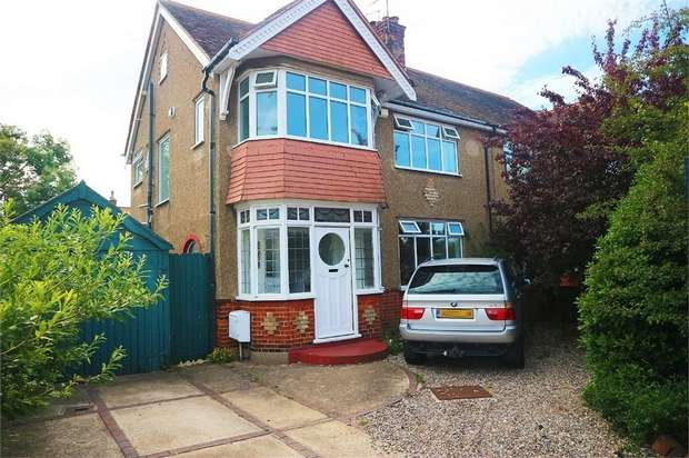 4 Bedrooms Semi Detached House for sale in Sandringham Avenue, Great Yarmouth, Norfolk