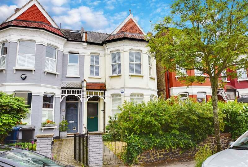 2 Bedrooms Flat for sale in Wilton Road, Muswell Hill, London