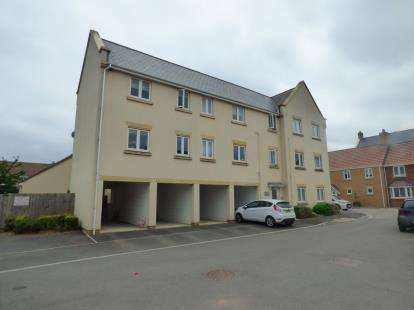 2 Bedrooms Flat for sale in Norton Fitzwarren, Taunton, Somerset