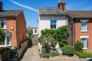 4 Bedrooms Detached House for sale in Cromer Street, Tonbridge