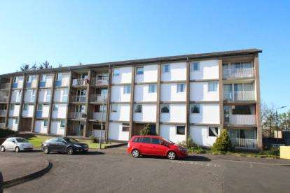 2 Bedrooms Flat for sale in Denholm Crescent, The Murray