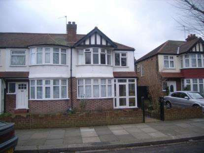2 Bedrooms Flat for sale in Tees Avenue, Perivale, Greenford, Middlesex