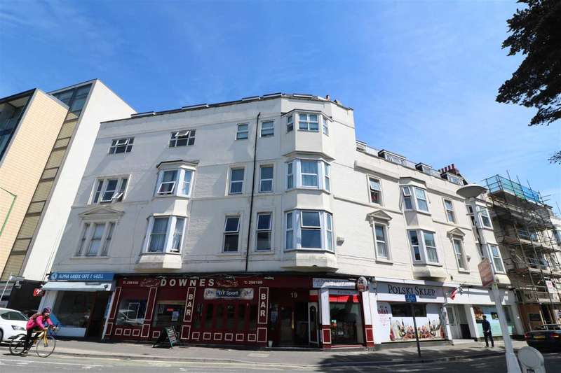 2 Bedrooms Flat for sale in Lansdowne Road, Bournemouth