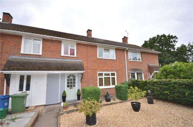 3 Bedrooms Terraced House for sale in Horewood Road, Bracknell, Berkshire