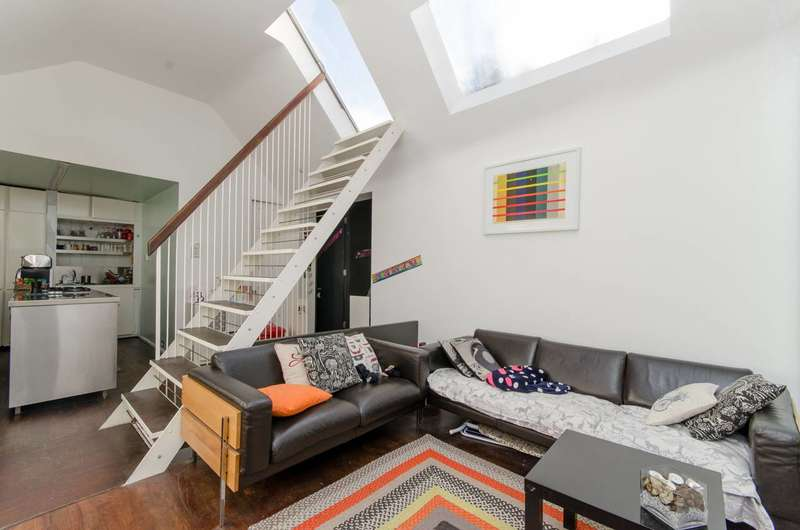 2 Bedrooms Flat for sale in Rosemont Road, South Hampstead, NW3