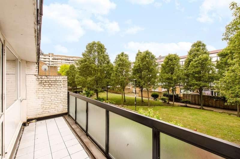 1 Bedroom Flat for sale in Sidney Street, Whitechapel, E1