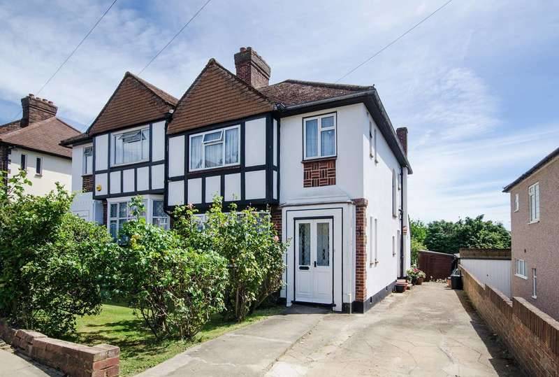 3 Bedrooms Semi Detached House for sale in Lichfield Road, Northwood Hills, HA6