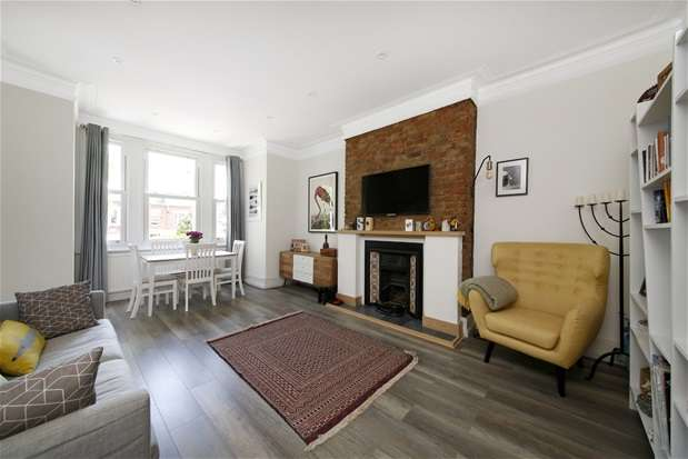 1 Bedroom Flat for sale in Thurlow Park Road, Dulwich