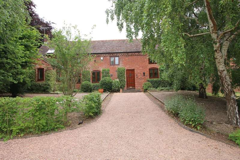 3 Bedrooms Barn Conversion Character Property for sale in Torton Lane, Torton, Worcestershire, DY10