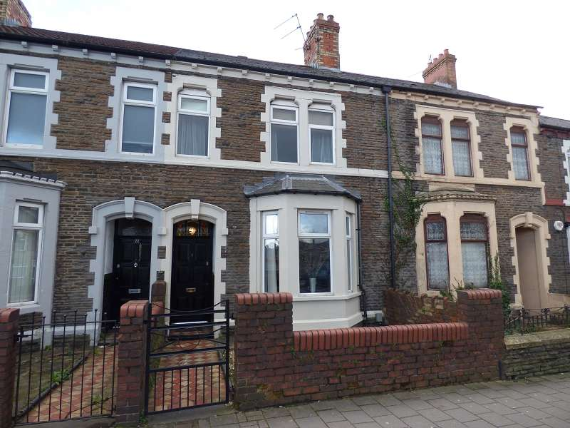 3 Bedrooms Terraced House for sale in Pearl Street, Adamsdown, Cardiff. CF24 1HD