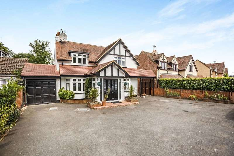 5 Bedrooms Detached House for sale in Maidstone Road, Chatham, ME4