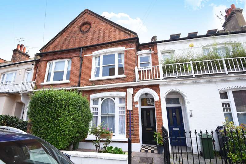 2 Bedrooms Flat for sale in Peterborough Road, Parsons Green, SW6