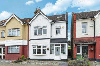4 Bedrooms Semi Detached House for sale in Blandford Road, Beckenham