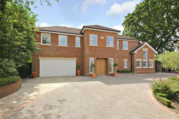 5 Bedrooms Detached House for sale in Newlands Avenue, Radlett