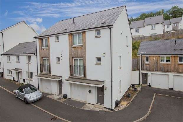 3 Bedrooms End Of Terrace House for sale in Tamworth Close, Ogwell, Newton Abbot, Devon. TQ12 6GS