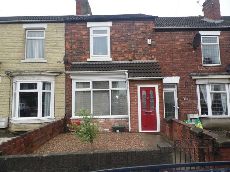 2 Bedrooms Terraced House for sale in Bentley Road, Doncaster