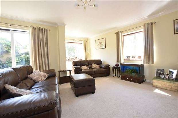 4 Bedrooms Detached House for sale in Edgeway Road, Marston, OXFORD, OX3 0HD