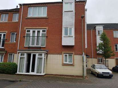 2 Bedrooms Flat for sale in Verney Road, Banbury, Oxfordshire, Oxon