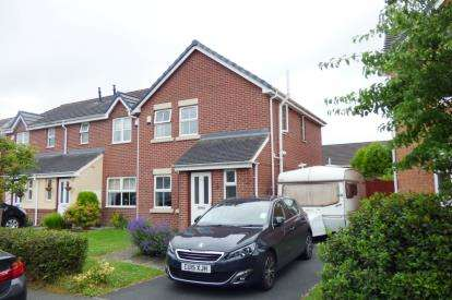 3 Bedrooms End Of Terrace House for sale in Hornchurch Drive, Great Sankey, Warrington, Cheshire