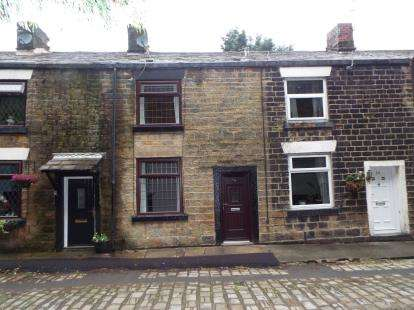 2 Bedrooms Terraced House for sale in Openshaw Fold Road, Bury, Greater Manchester, BL9