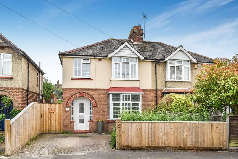 3 Bedrooms Semi Detached House for sale in Swinbourne Road, Littlemore