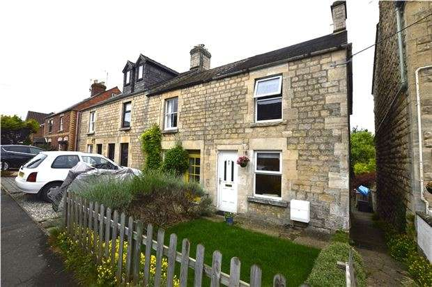 3 Bedrooms End Of Terrace House for sale in Etheldene Rd, Cashes Green, Gloucestershire, GL5 4RS