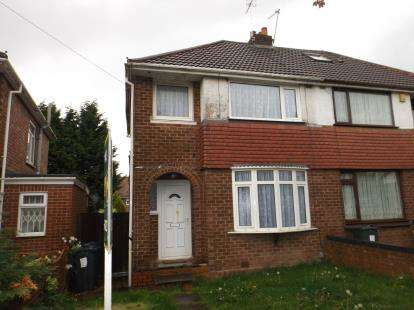 3 Bedrooms Semi Detached House for sale in Edenhurst Road, Longbridge, Birmingham, West Midlands