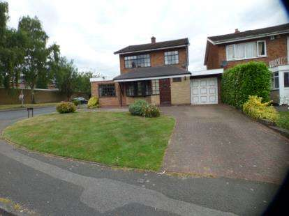 3 Bedrooms Detached House for sale in Leigh Road, Walsall, West Midlands
